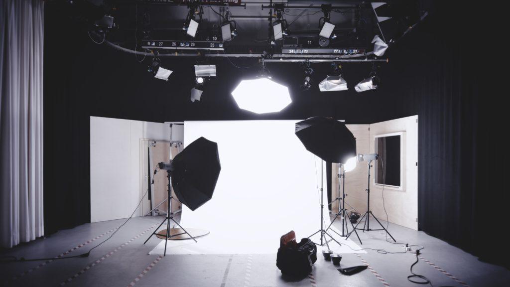 casting shooting photo